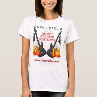 T-shirt Le réservoir des femmes par radio de CAYA
