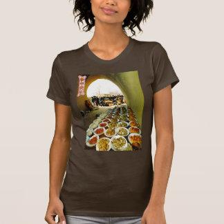 T-shirt Le restaurant