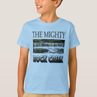 T-shirt Le Rock Creek puissant