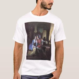 T-shirt Le Roi Matthias et la fille du maire