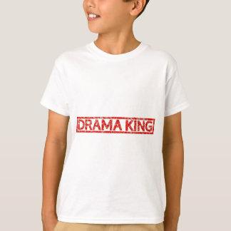 T-shirt Le Roi Stamp de drame