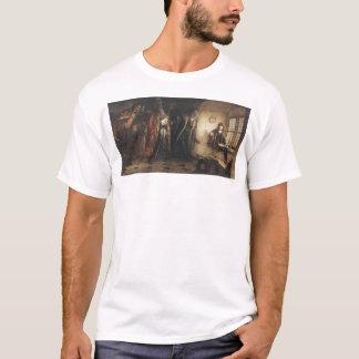 T-shirt Le Roi tchèque Podjebrad Introduces Matthias