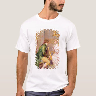 T-shirt Le rose