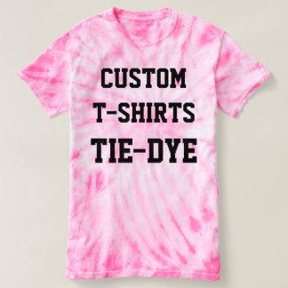 T-shirt Le ROSE des hommes personnalisés par coutume