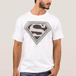 T-shirt Le S-Bouclier   de Superman c'est Showtime ! Logo