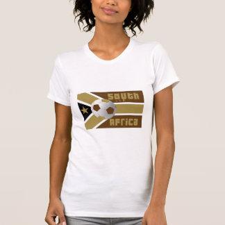 T-shirt Le safari sud-africain ethnique brunit la vitesse