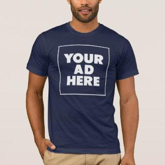 T-shirt Le secret au parrainage d'entreprise