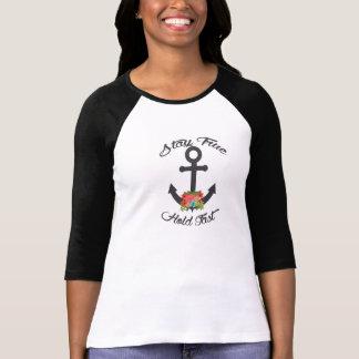 T-shirt Le séjour vrai et la prise jeûnent