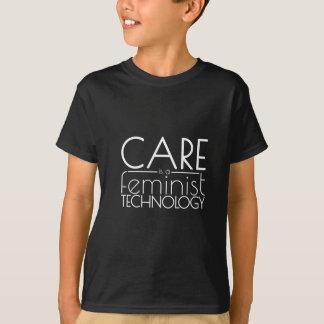 T-shirt Le soin est une technologie féministe