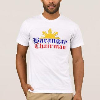 T-shirt le soleil brgy de chaise