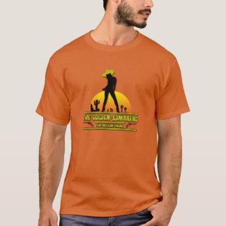 T-shirt Le sombrero d'or