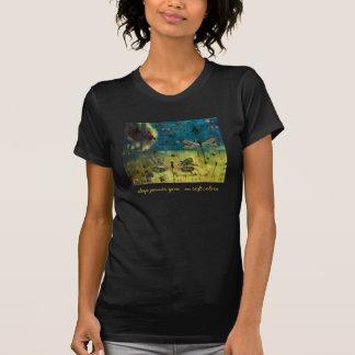 T-shirt Le sommeil vous peint