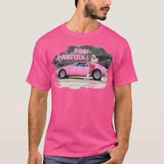 T-shirt Le Special rose de partie de Pantera