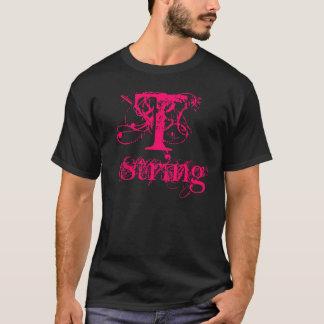 T-shirt Le T-String.