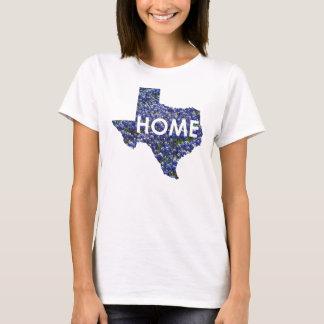 T-shirt Le Texas est maison