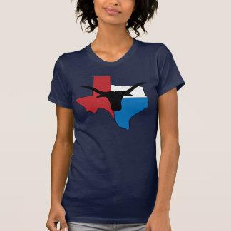 T-shirt Le Texas Longhorn