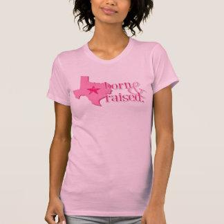 T-shirt Le Texas soutenu et augmenté