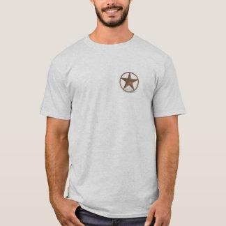 T-shirt Le Texas soutenu par Texas fier