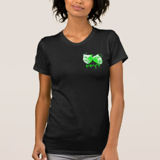 T-shirt Le théâtre pie de la jeunesse de joueur de pipeau