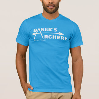T-shirt Le tir à l'arc de Baker