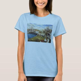 T-shirt Le tir entendu 'autour du monde Domenick D'Andrea