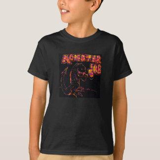 T-shirt Le travail de monstre