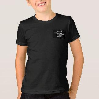 T-shirt Le tronc commun est pour les enfants ordinaires