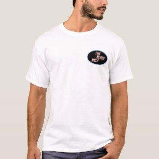 T-shirt Le trou noir