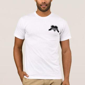 T-shirt Le Veganism est : Équité et justice pour chacun