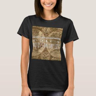 T-shirt Le voyageur
