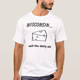 T-shirt Le WISCONSIN…