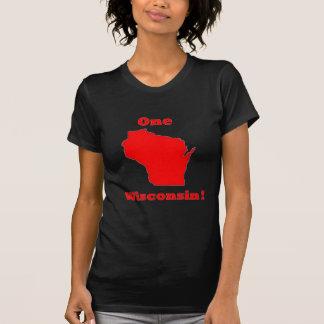 """T-shirt Le Wisconsin - chemises du """"un Wisconsin"""""""