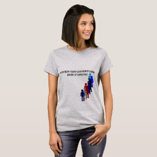 T-shirt Le Wisconsin YLF