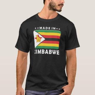 T-shirt Le Zimbabwe a fait
