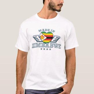 T-shirt Le Zimbabwe a fait v2