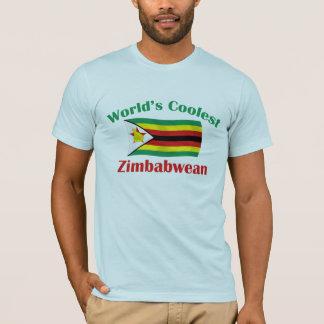 T-shirt Le Zimbabwéen le plus frais du monde