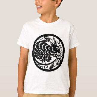 T-shirt Le zodiaque chinois - le rat