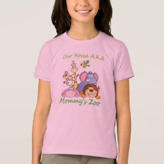 T-shirt Le zoo de notre maman de Chambre AKA