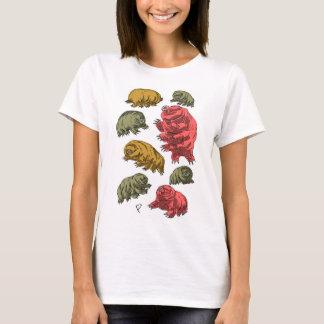 T-shirt L'eau soutient le geai Piscopo de © (de