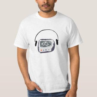 T-shirt Lecteur de cassettes