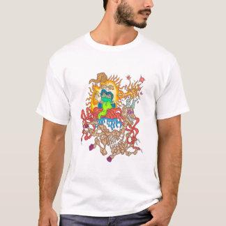 T-shirt L'effet de Rulk