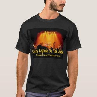 T-shirt Légendes de pays dans la fabrication