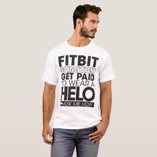 T-shirt léger de l'HÉLICOPTÈRE des hommes