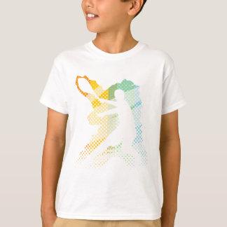 T-shirt léger de tennis pour les hommes, des