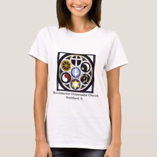 T-shirt L'église universaliste unitarienne Rockford, IL
