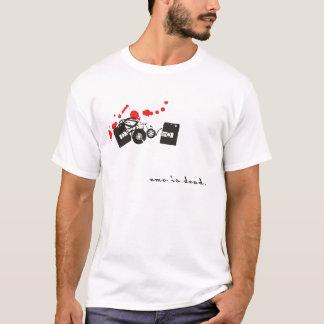 T-shirt l'emo est mort