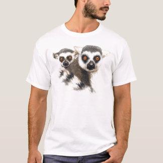 T-shirt Lémurs