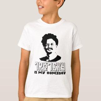 T-shirt Léon Trotsky est mon homeboy