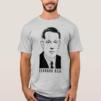 T-shirt Léonard a lu la chemise d'HONORAIRES