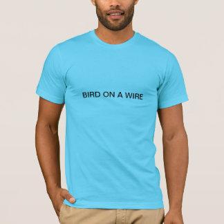 T-shirt Léonard cohen